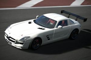 SLS AMG '10