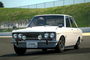 ブルーバード 1600デラックス (510) '69
