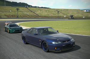 スカイライン GT-R Vスペック (R33) '97