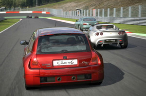 クリオ V6 24V '00