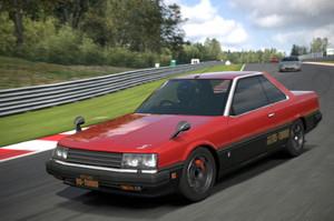 スカイライン HT 2000 Turbo RS (R30) '83