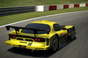 RX-7 LM レースカー