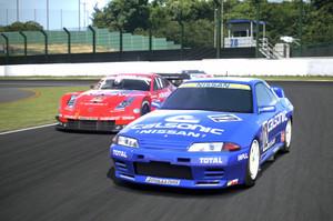 カルソニック スカイライン GT-R '93
