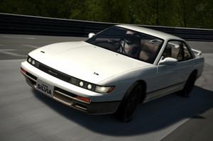 シルビア K's ダイヤセレクション (S13) '90