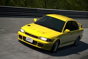 ランサーエボリューション GSR '92