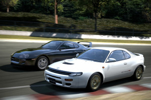 セリカ GT-FOUR RC (ST185) '91