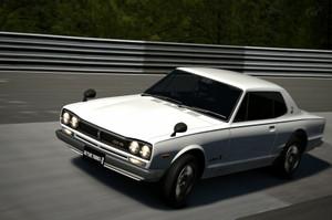 スカイライン HT 2000GT-R (KPGC10) '70