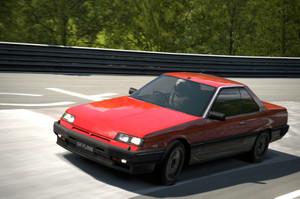 スカイライン HT 2000 Turbo RS-X (R30) '84