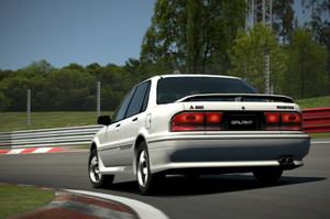 ギャラン 2.0 DOHC ターボ VR-4 '89