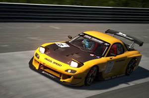 RX-7 ツーリングカー