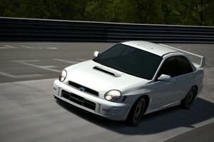 インプレッサ WRX STI プロドライブスタイル (Type-Ⅰ) '01