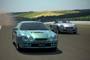セリカ GT-FOUR (ST205) '98