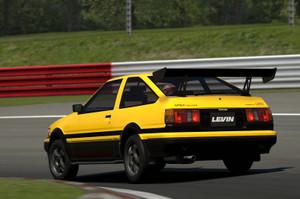 カローラレビン GT-APEX (AE86)  '83