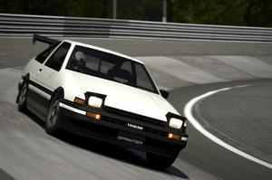 スプリンタートレノ GT-APEX (AE86) '83