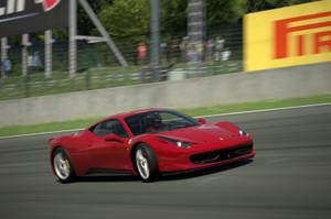 458 イタリア '09