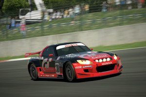 S2000 LM レースカー