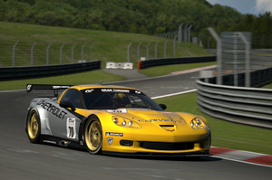コルベット Z06 (C6) LMレースカー '06
