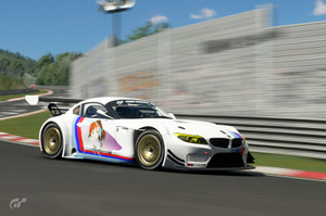 BMW Z4 GT3 '11