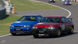 スカイライン GT-R V-spec (R33) '97