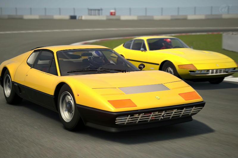 フェラーリ・512BB